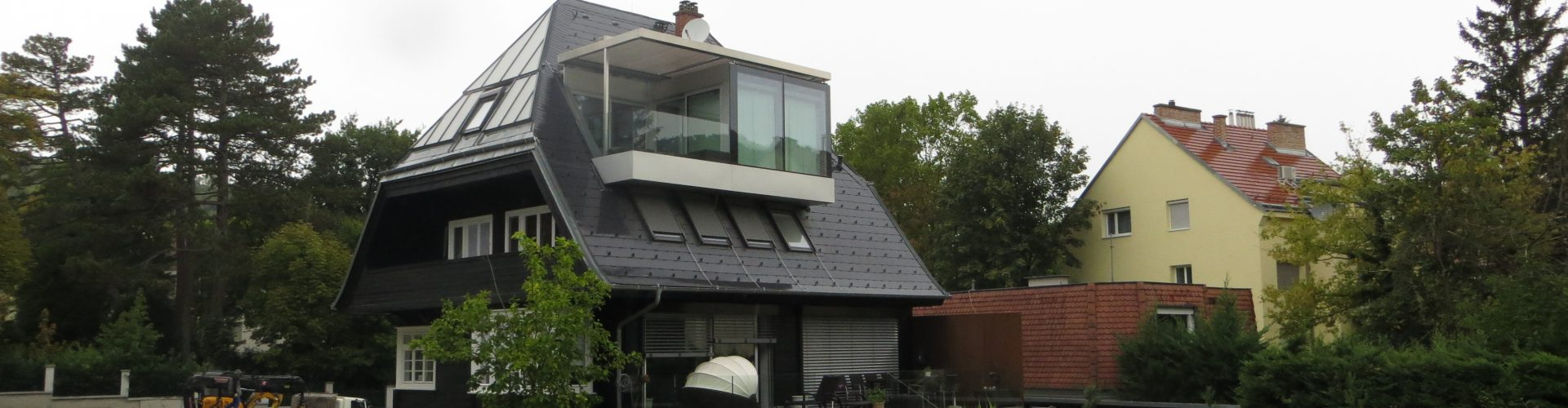 Umbau Haus G.